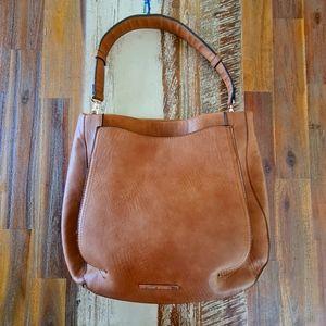 Tony Bianco Tan Shoulder Bag